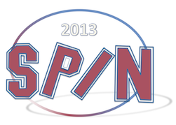 SPIN 2013
